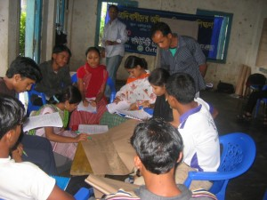 RIGHTS training at Goainghat Upozella, Sylhet
